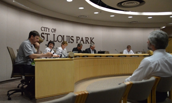 City of St Louis Park Hearing Loop Dedication