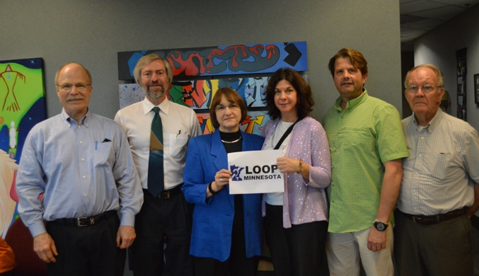 Loop Minnesota Board with Brian Hoffman St Louis Park